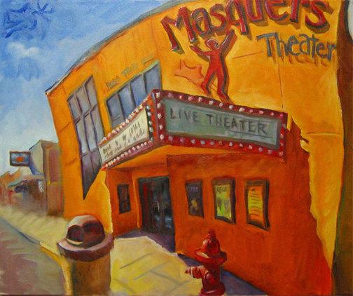 Masquers Theater
